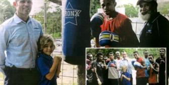 Graham Boddington - PNG Donation