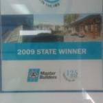 Northbuild QMBA Award 2009 - Health & Education Facilities