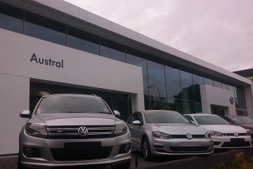 VW Showroom - Northbuild